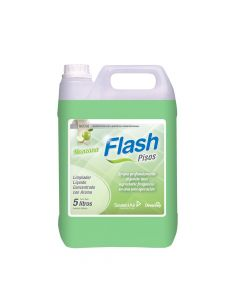 FLASH PISO MANZANA 1X5 LTS.