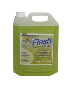 FLASH PISO CITRICO 1X5 LTS.