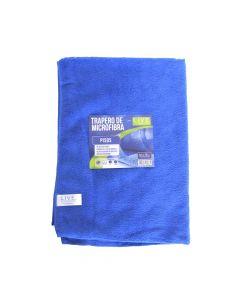 Trapero Microfibra C/ojal Azul 50x70  Live