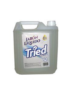 Jabon Glicerina 5 Lt. Tried